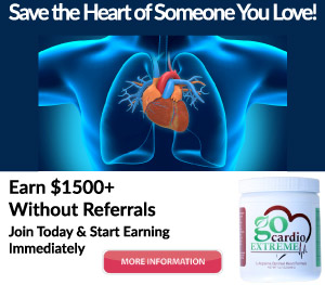 Go Cardio Extreme - Save The Heart Of Someone You Love! - Try 7 Fitness